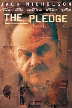 The Pledge movie poster.