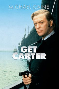 Get Carter movie poster.
