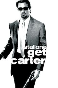 Poster for the movie Get Carter