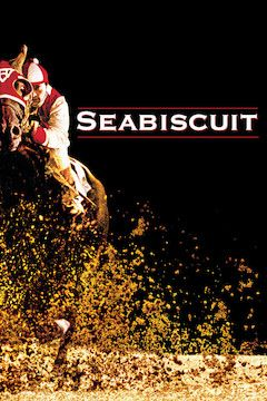 Seabiscuit movie poster.