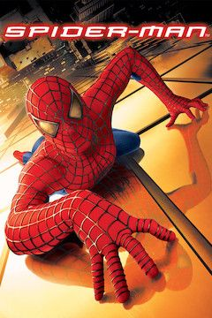 Spider-Man movie poster.
