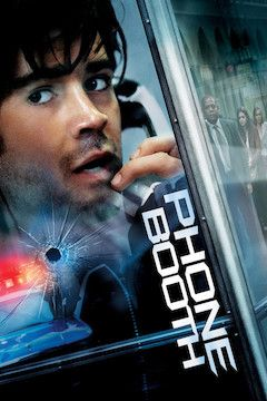 Phone Booth movie poster.