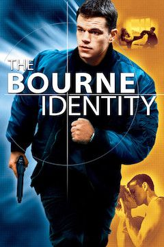 The Bourne Identity movie poster.