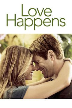 Love Happens movie poster.