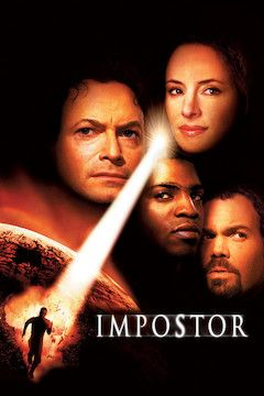 Poster for the movie Impostor