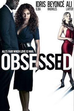 Obsessed movie poster.