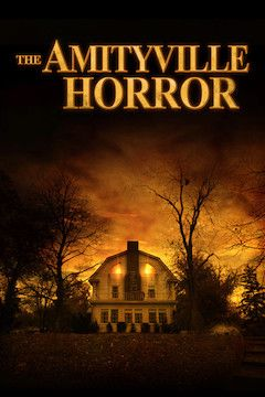 The Amityville Horror movie poster.