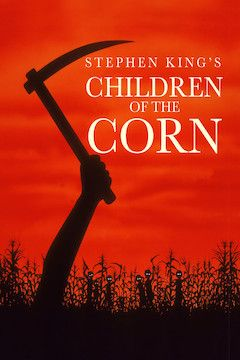 Children of the Corn movie poster.