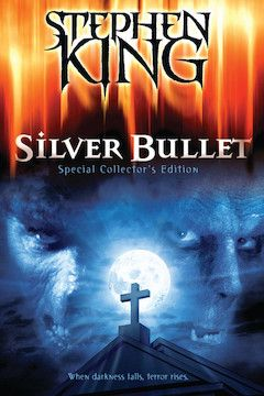 Poster for the movie Silver Bullet