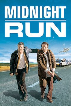 Midnight Run movie poster.