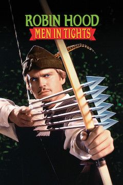 Poster for the movie Robin Hood: Men in Tights