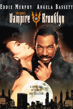 Vampire in Brooklyn movie poster.