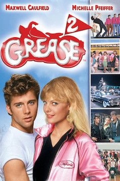 Grease 2 movie poster.