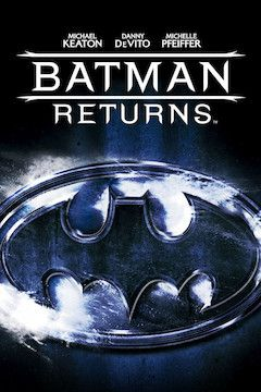 Poster for the movie Batman Returns
