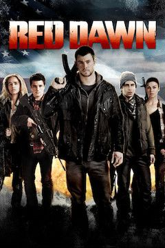 Red Dawn movie poster.