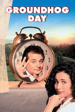 Groundhog Day movie poster.