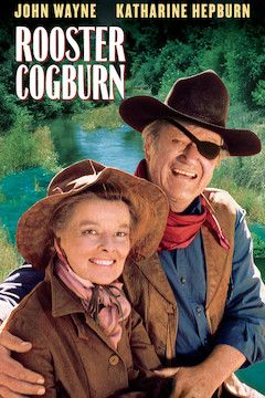 Poster for the movie Rooster Cogburn