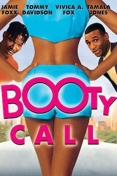 Booty Call movie poster.