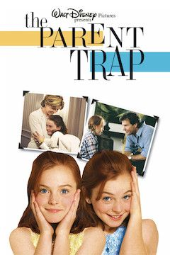 The Parent Trap movie poster.