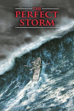 The Perfect Storm movie poster.