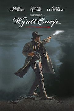 Wyatt Earp movie poster.