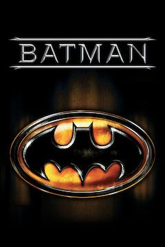 Batman movie poster.