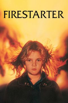 Firestarter movie poster.