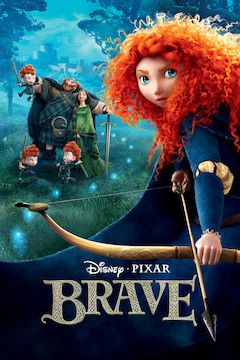 Poster for the movie Brave
