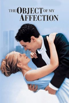 The Object of My Affection movie poster.