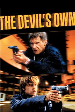 Poster for the movie The Devil's Own