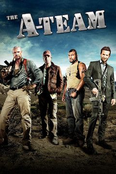 The A-Team movie poster.