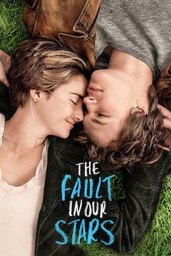 Poster for the movie The Fault in Our Stars