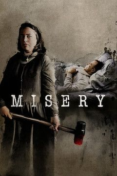 Misery movie poster.