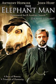 The Elephant Man movie poster.