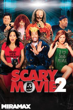 Poster for the movie Scary Movie 2