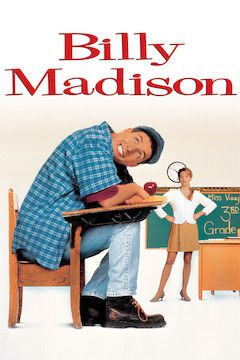 Billy Madison movie poster.