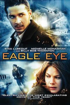 Eagle Eye movie poster.