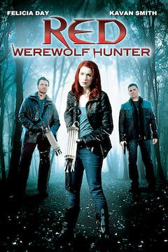 Poster for the movie Red: Werewolf Hunter