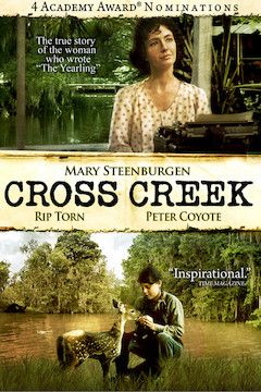 Cross Creek movie poster.