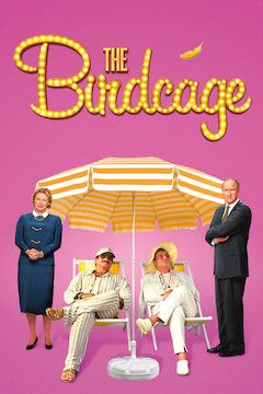 Poster for the movie The Birdcage