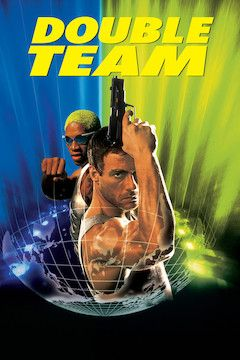 Double Team movie poster.