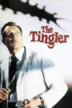 The Tingler movie poster.