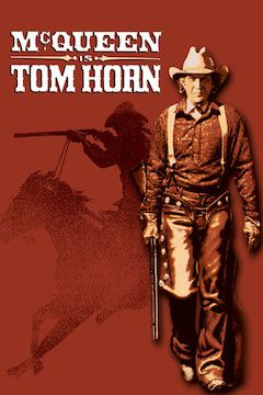 Tom Horn movie poster.
