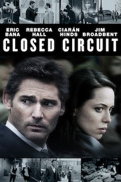 Closed Circuit movie poster.