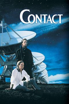 Contact movie poster.