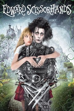 Edward Scissorhands movie poster.