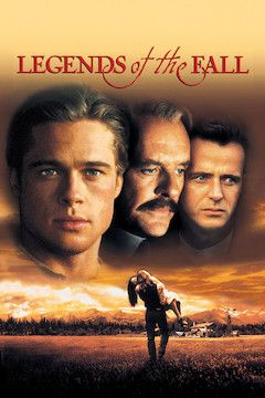 Legends of the Fall movie poster.