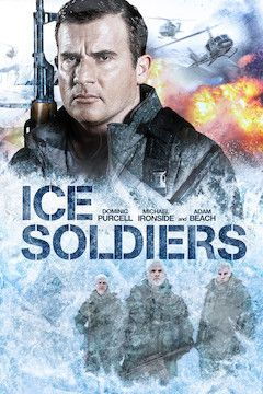 Ice Soldiers movie poster.