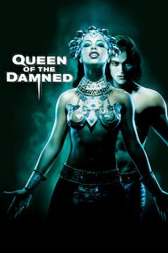 Queen of the Damned movie poster.