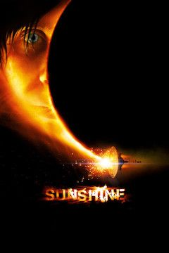 Sunshine movie poster.